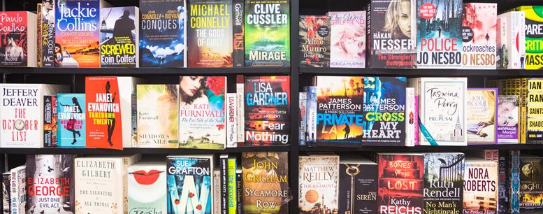 airport books