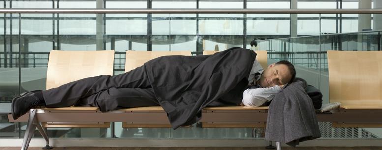 airport nap