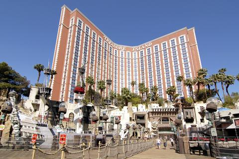 Treasure Island – Las Vegas NV