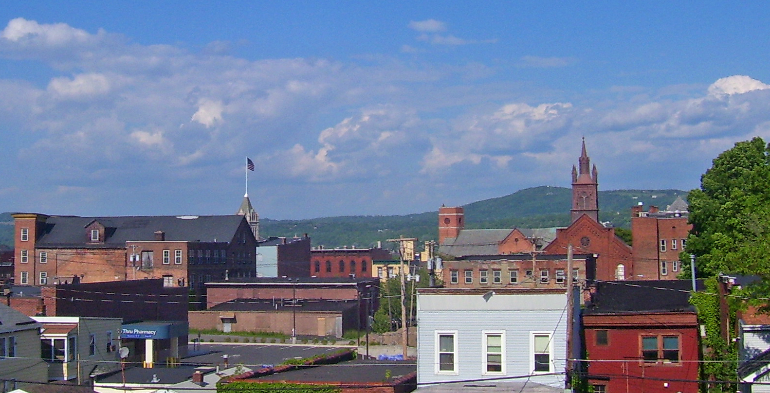 view of cohoes