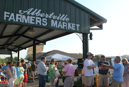 Discount hotels and attractions in Albertville, Alabama