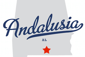 Cheap hotels in Andalusia, Alabama
