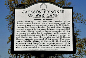 Discount hotels and attractions in Jackson, Alabama