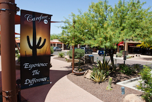 Discount hotels and attractions in Carefree, Arizona