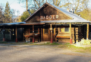 Cheap hotels in Badger, California