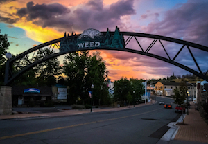 Cheap hotels in Weed, California