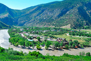 Cheap hotels in Glenwood Springs, Colorado