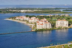 Hotel deals in Fisher Island, Florida