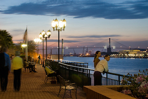 Cheap hotels in Savannah, Georgia