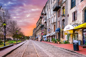 Discount hotels and attractions in Savannah, Georgia