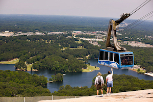 Discount hotels and attractions in Stone Mountain, Georgia