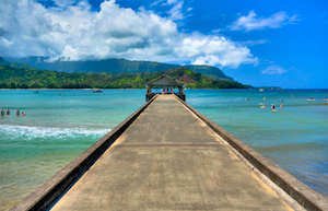 Discount hotels and attractions in Hanalei, Hawaii