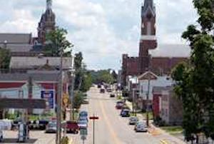 Cheap hotels in Batesville, Indiana