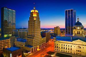 Cheap hotels in Fort Wayne, Indiana