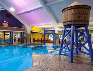 Discount hotels and attractions in Williamsburg, Iowa