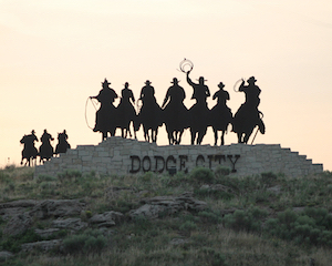 Cheap hotels in Dodge City, Kansas