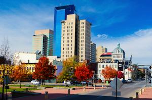 Cheap hotels in Lexington, Kentucky