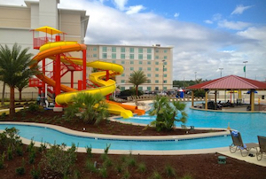 Discount hotels and attractions in Kinder, Louisiana