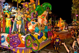 Discount hotels and attractions in New Orleans, Louisiana