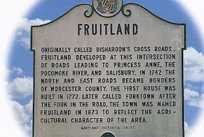 Cheap hotels in Fruitland, Maryland