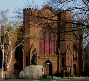 Discount hotels and attractions in Salem, Massachusetts