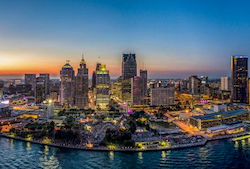 Cheap hotels in Detroit, Michigan