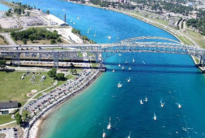 Discount hotels and attractions in Port Huron, Michigan