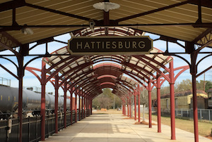 Discount hotels and attractions in Hattiesburg, Mississippi