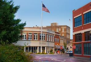 Discount hotels and attractions in Laurel, Mississippi