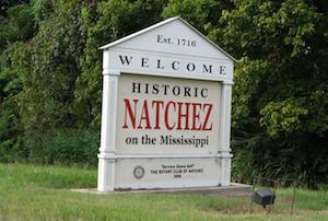 Cheap hotels in Natchez, Mississippi