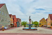 Discount hotels and attractions in Denver, Pennsylvania