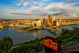Cheap hotels in Pittsburgh, Pennsylvania