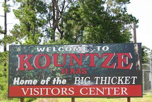 Cheap hotels in Kountze, Texas