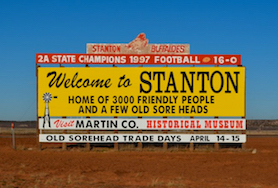 Cheap hotels in Stanton, Texas