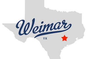 Cheap hotels in Weimar, Texas